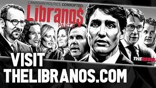 "Ezra Levant: NEW ""Libranos"" posters, t-shirts! VISIT TheLibranos.com"