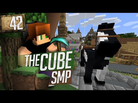 Minecraft: Cube SMP! Ep. 42 - Brock the Horse