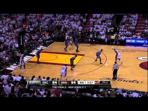 NBA Highlights: 2012 NBA Finals