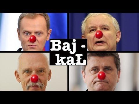 TV jaja - Bajka o politykach