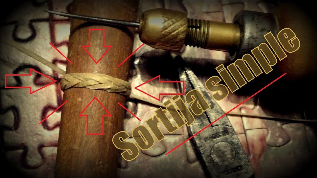 Sortija simple el rinc n del soguero youtube for El rincon del espejo