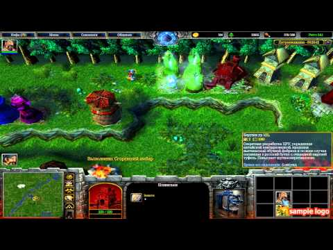 Warcraft - 23 расы - игра с разработчиками!