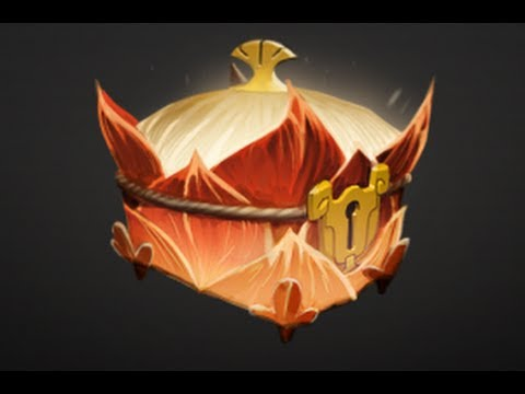 Dota 2 Store - Unlocked Treasure of the Forbidden Lotus - Treasure Key of the Forbidden Lotus