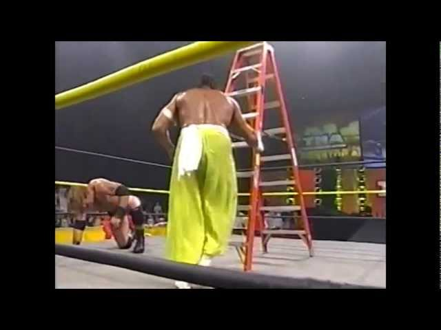 Sabu debut in TNA