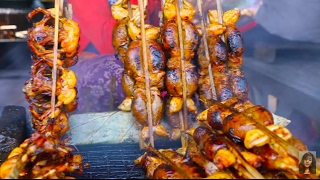 Asian Street Food,Street Food Tour Around Cambodia (Country), Food Compilation