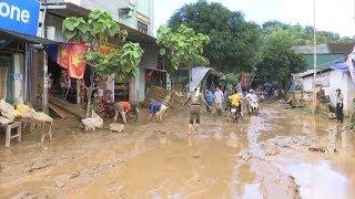 Lào Cai: Xuất hiện lũ quét bất thường tại xã Vĩnh Yên, huyện Bảo Yên