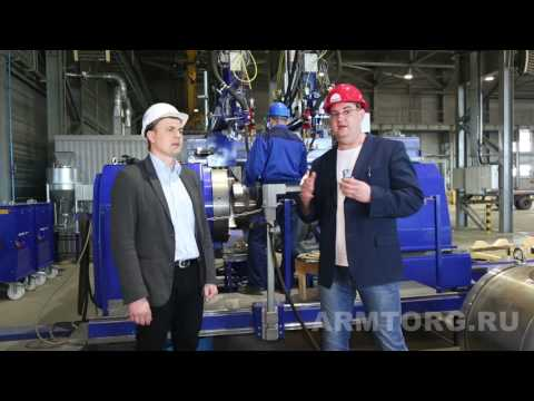 Участок сборки трубопроводной арматуры завода ТермоБрест