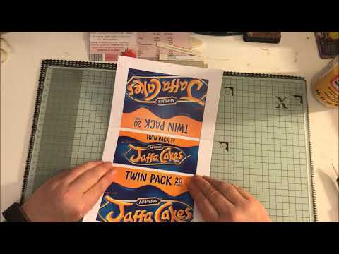 Journal : hard cover journal tutorial