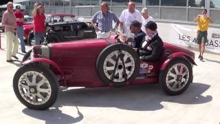 RARE: Bugatti Type 35 Loud Sound