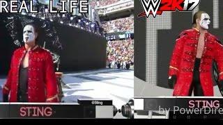 download lagu Sting Wrestlemania 31 Entrance Wwe 2k17 Vs Real Life gratis