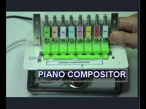 INVENTOS CASEROS DE PIANO COMPOSITOR