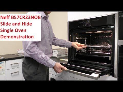 Download  Neff B57CR23NOB Slide and Hide Oven demonstration Gratis, download lagu terbaru
