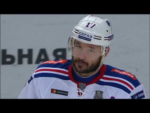 2018 Gagarin Cup, SKA 2 CSKA 3 OT(Series 2-4), 8 April 2018 Highlights