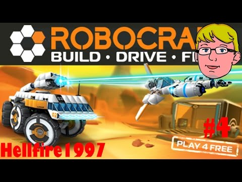 Robocraft – part 4 – Swaggy****04?