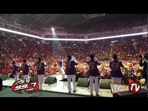 Banda MS - El Patron en El Gran Festival