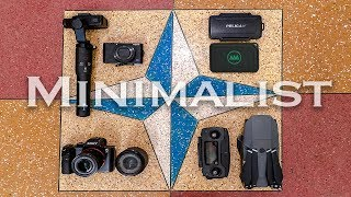 Minimalist Travel Camera Essentials | Ultimate Travel Vlog Gear Review