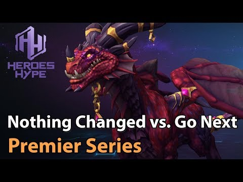 ► Heroes of the Storm: Nothing Changed vs. Go Next - HeroesHype Premier Series