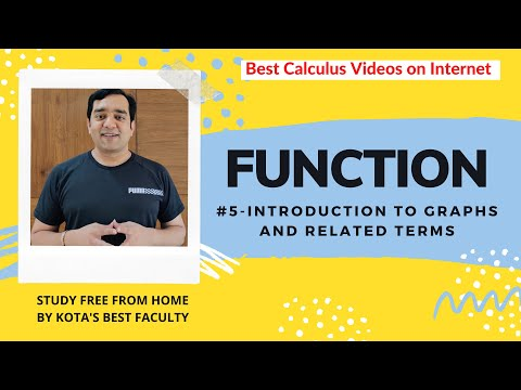 Iit-jee--function-part 5-introduction To Graphs video