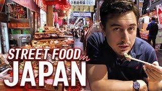 Eating Brunch at a Japanese Market | Kanazawa Street Food