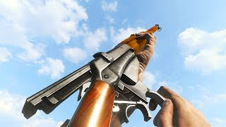Tannenberg Gun Sounds of All Weapons