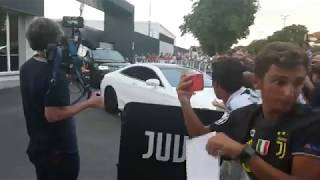 Uscita in Auto  Cristiano Ronaldo