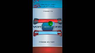 Vortex Pong Game play