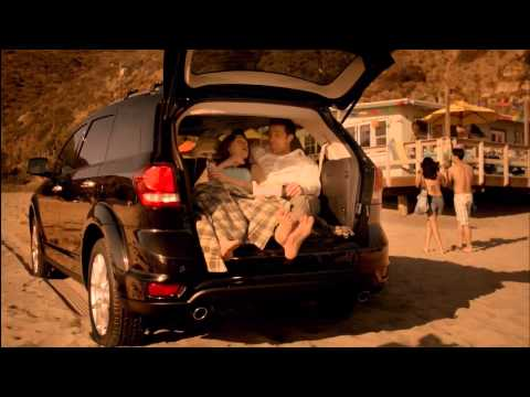 Реклама Dodge Journey 2012