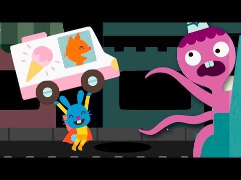 Мультфильмы для детей про Саго мини Супергерой. Новые мультики для малышей на русском языке
