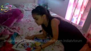 Ruhanika Dhawan welcomes ITVF to her home- part 1