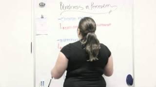 Change Blindness vs Inattentional Blindness