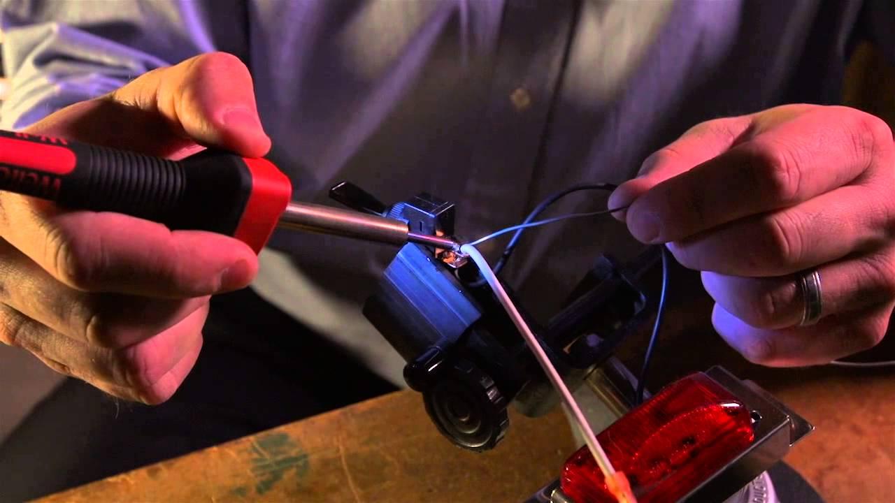new weller spn consumer led soldering iron youtube. Black Bedroom Furniture Sets. Home Design Ideas