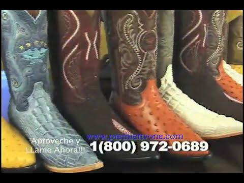 Botas Vaqueras Promocion con Cinto, Membresia  y Catalogo a Precio Especial