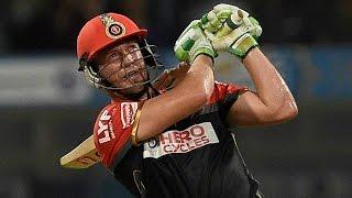 AB De Villiers scores 100 runs off just 40 balls | Oneindia News