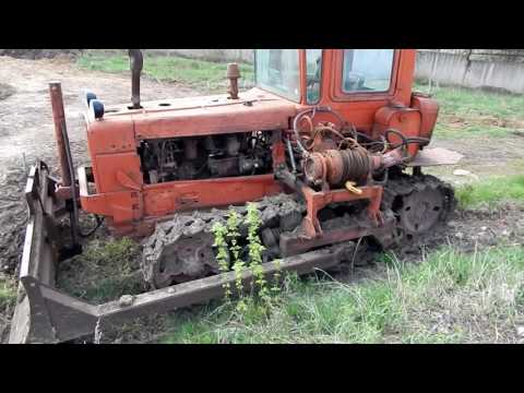 ДТ 75  Старый конь борозды не портит +18 (будни тракториста)