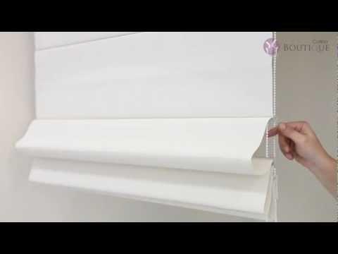 Estores videolike - Como confeccionar estores ...