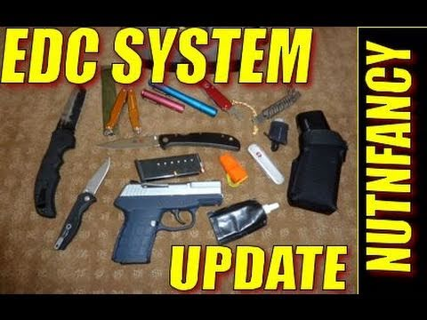 Nutnfancy EDC System Update, 2011