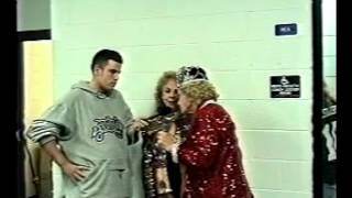 N.E.W. Autumn Ambush 2000 Interview with Fabulous Moolah and Mae Young