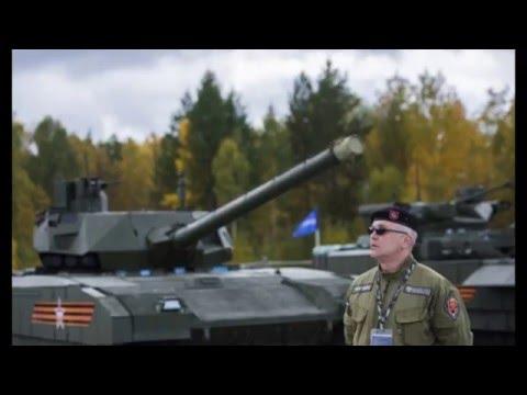 Армата опередила западное танкостроение на 8-10 лет -Уралвагонзавод