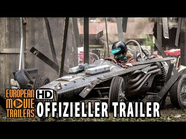 V8 - Die Rache der Nitros Offizieller Trailer German | Deutsch (2015) HD