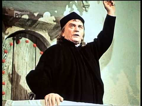 Jan Hus kázání v Betl�msk�