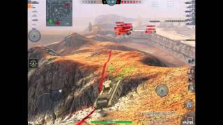 Fort Despair On Top Of The Map [WoT Blitz]