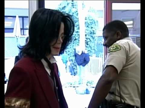 Michael Jackson's trial including an appearance by Debbie Rowe