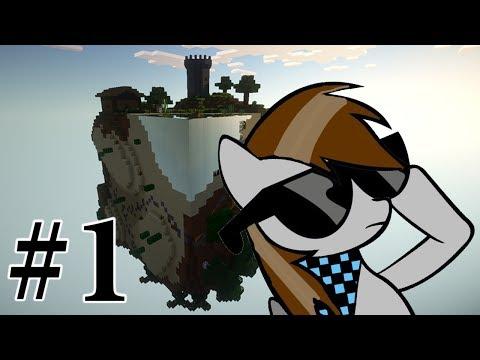 ВОТ ЭТО КУУУБ! (Cube Block - Survival) #1