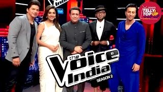 Download Govinda On The Sets Of 'The Voice Of India 2' 3Gp Mp4