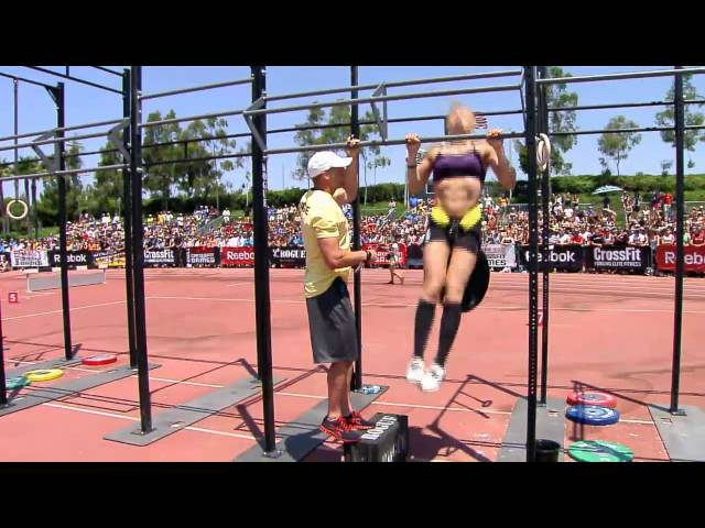 2011 CrossFit Games - The Champions: Rich Froning and Annie Thorisdottir