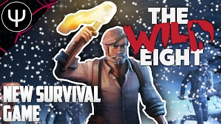 The Wild Eight — NEW Survival Game!
