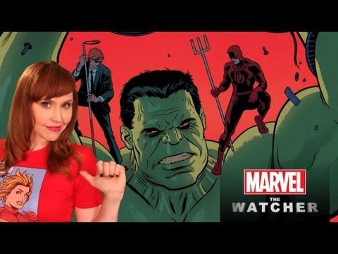 Marvel's The Watcher 2013 -Episode 22 - Deadpool Game