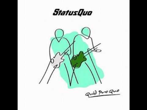 Status Quo - The Winner