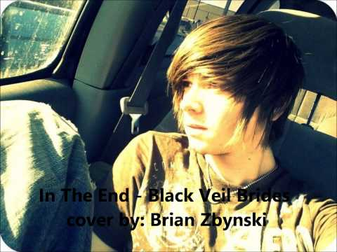 In The End - Black Veil Brides Cover By: Brian Zbynski video