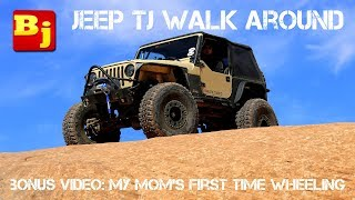 VW TDI Diesel Jeep TJ Walk Around